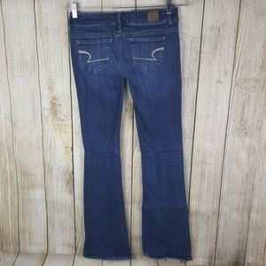 American Eagle Artist Jeans Womens Size 0 Stretch
